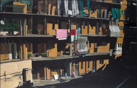 Daniele Galliano, 'Trovate un pezzo di terra e amatelo ', 2004