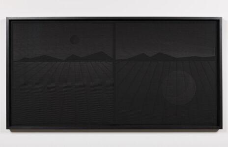 Mathieu Beauséjour, 'Étude pour un paysage encore plus vaste', 2020