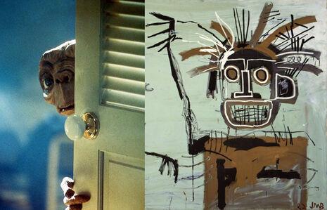 Bonnie Lautenberg, '1982, E.T. - Jean-Michel Basquiat, Untitled 1982', 2018