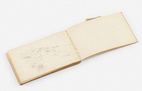 Theodore Robinson, 'Sketchbook', 1888