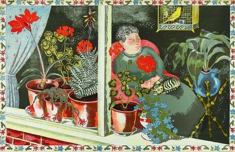 John Nash (1893-1977), 'A Collection Of School Prints', 1945-7