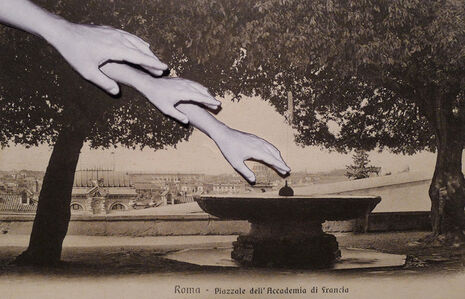 Marcia Xavier, 'Querida Accademia di Francia [Dear Accademia di Francia]', 2014