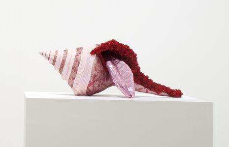 Jan Fabre, 'Licking Belgian Shellfish', 2018