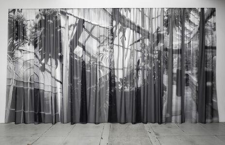 Shirin Sabahi, 'But You've Said You Enjoyed Being a Pariah (Curtain) ', 2014