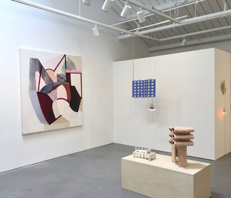 Dream House, installation view