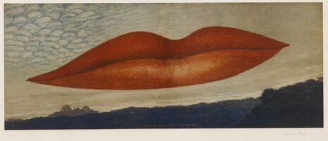 Man Ray, 'A l'heure de l'Observatoire - Les Amoreaux (Anselmino 15)', 1970