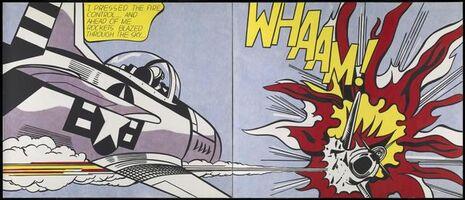 Roy Lichtenstein, 'Whaam!', 1982