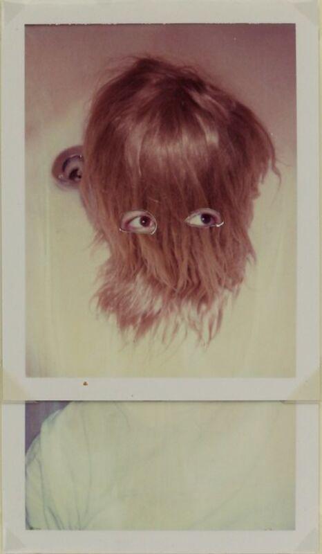 John Carter, 'Untitled', 2005, Photography, Polaroid, paper collage, Galerie Krinzinger