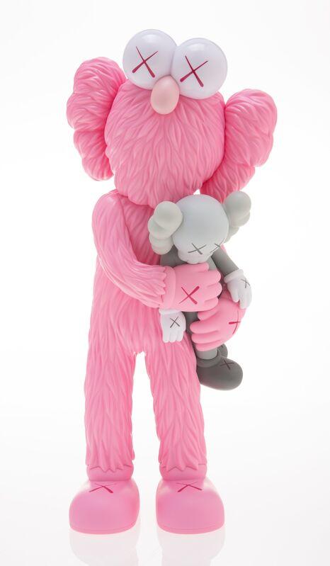 KAWS, 'Take (Pink)', 2020, Sculpture, Painted Cast Vinyl, Heritage Auctions
