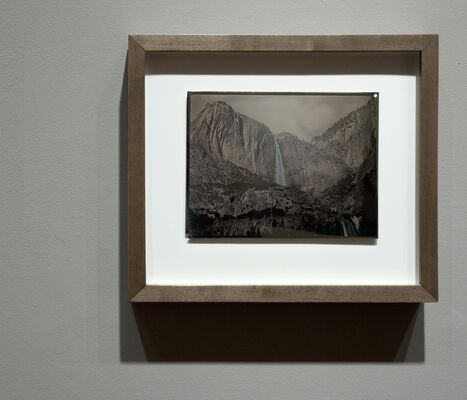 Bin Danh: Yosemite, installation view