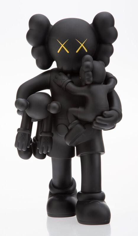 KAWS, 'Clean Slate (Black)', 2018, Sculpture, Painted cast vinyl, Heritage Auctions