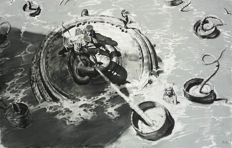 Sam Kaprielov, 'Whirlpool', 2013