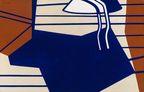 Ralston Crawford, 'On the Sundeck', 1948
