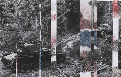Denise Green, 'Ardennes Uncovered: Invasion', 2016