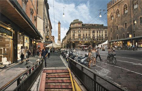 Anthony Brunelli, 'Bologna at Dusk', 2021