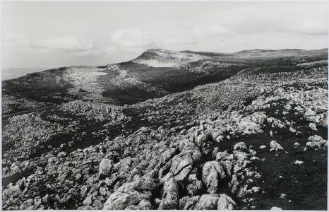 Edward Ranney, 'Fell End Clouds, Wild Boar Fell, England', 1981
