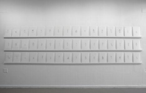 Jorge Yeregui, 'Figurantes', 2019