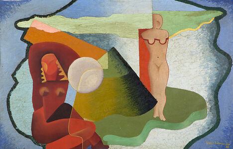 Giulio D'Anna, 'Metamorfosi cosmica', 1934