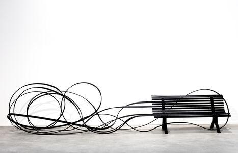 Pablo Reinoso, 'Black Sand', 2018