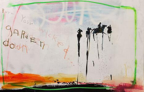 Michael Gorman, 'Gimme Shelter', 2021