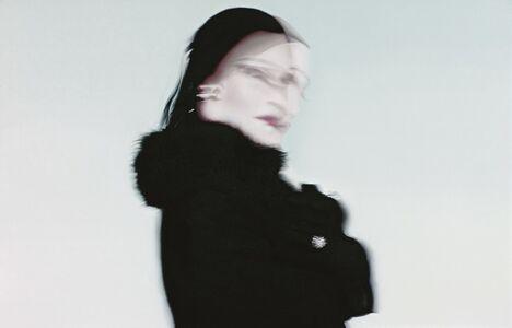 Taner Ceylan, 'Alp on a White Background', 2006