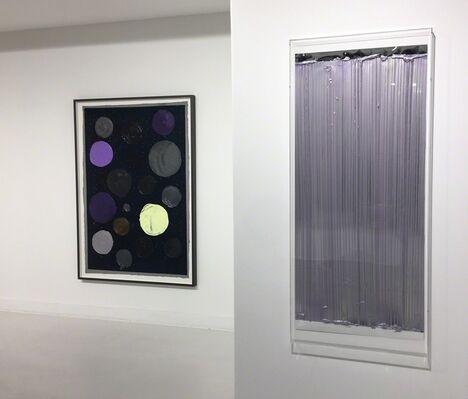 CUTS'N BLOBS, installation view