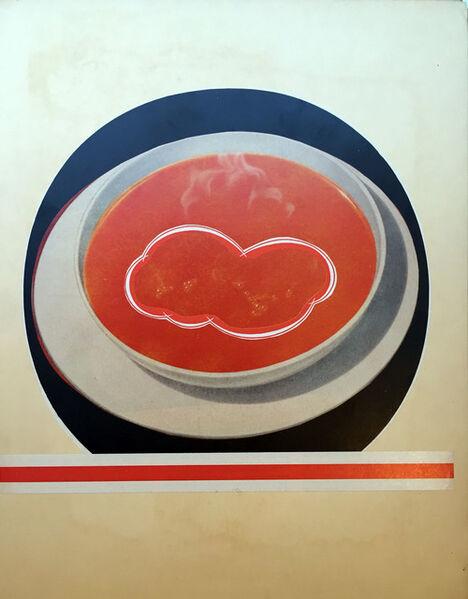 Scott Zieher, 'Soup Cloud ', 2015