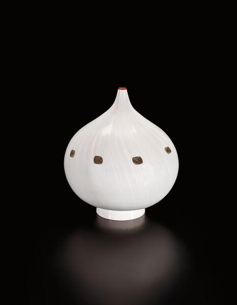 Yoichi Ohira, 'Unique 'Gocce di Cristallo' vase, from the 'Metamorfosi' series', 1999