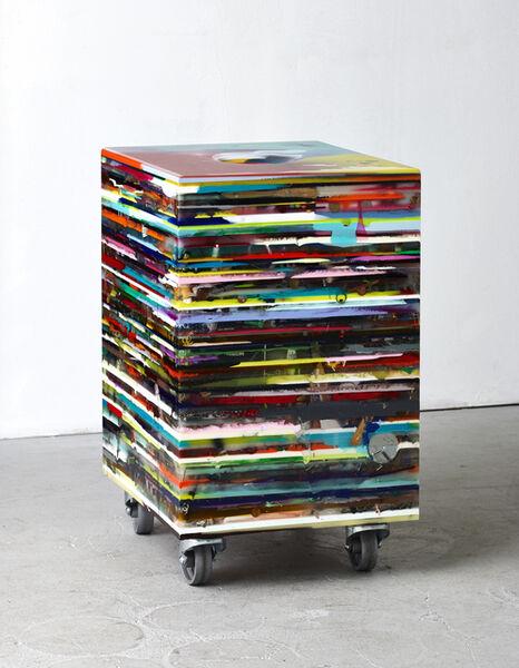 Markus Linnenbrink, 'STICKTOMYSIDE(THEKEYSON)', 2012