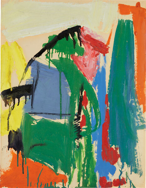 Franz Kline, 'Untitled (ZD 240)', ca. 1954