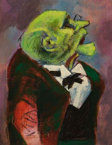 William Victor Gropper, 'The Debater', 1949