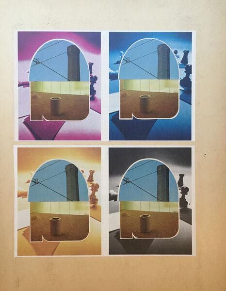 Scott Zieher, 'Quadrant ', 2015