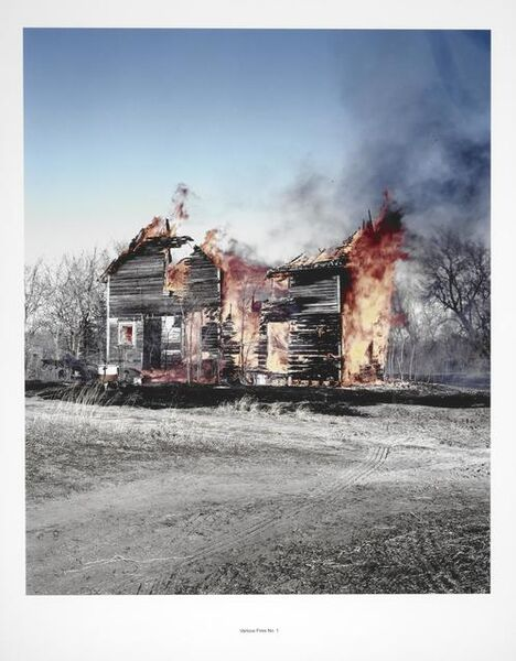 New Catalogue, 'Various Fires No. 1', 2003