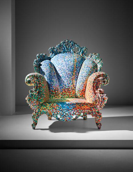 """Alessandro Mendini, 'Early """"Poltrona di Proust"""" armchair', circa 1978"""