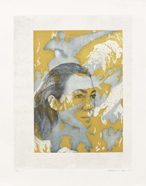Shahzia Sikander, 'Portrait of the Artist', 2016