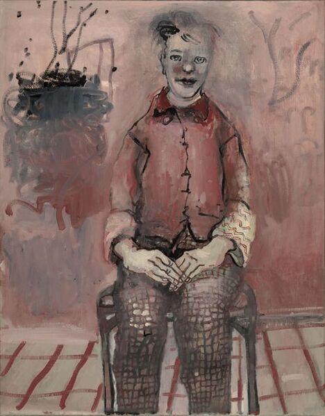 Hannah van Bart, 'Woman Seated', 2019