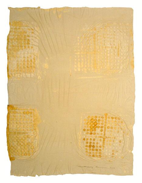 Rosemarie Fiore, 'Waffle Iron Drawing', 2001