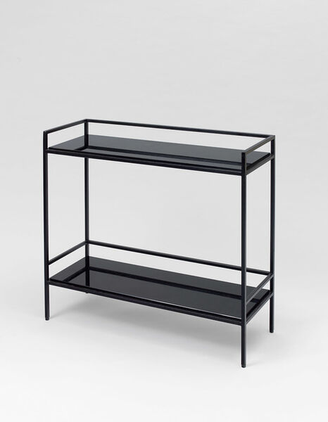 Jean Royère, 'Double shelf console table', ca. 1950