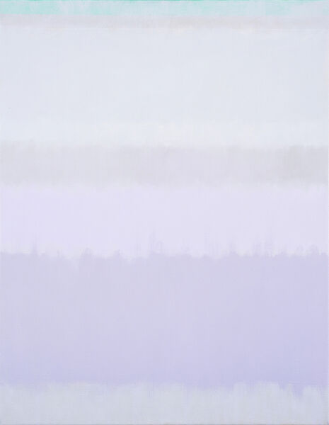 Lynne Boyd, 'Horizon, Enduring Lilac', 2018