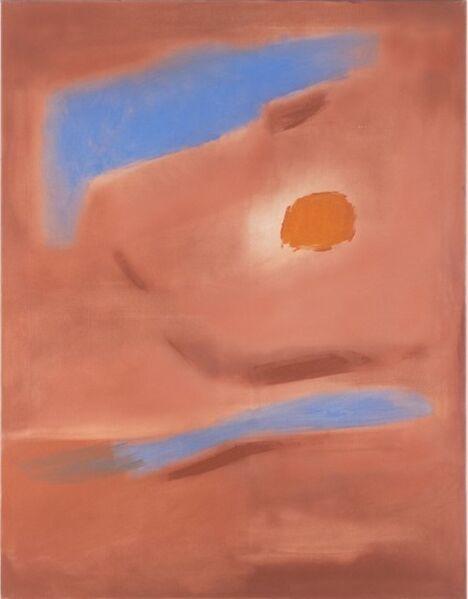 Esteban Vicente, 'Untitled', 1987