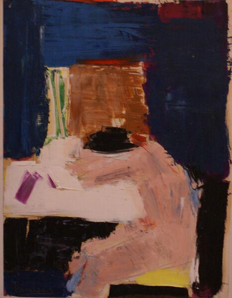 Peter Kinley, 'Seated Figure ', ca. 1960