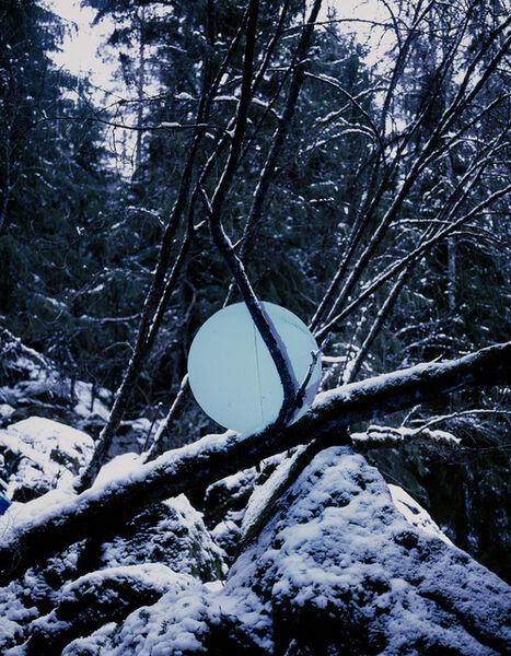 Axel Antas, 'Uncanny Valley (Blue Moon)', 2015