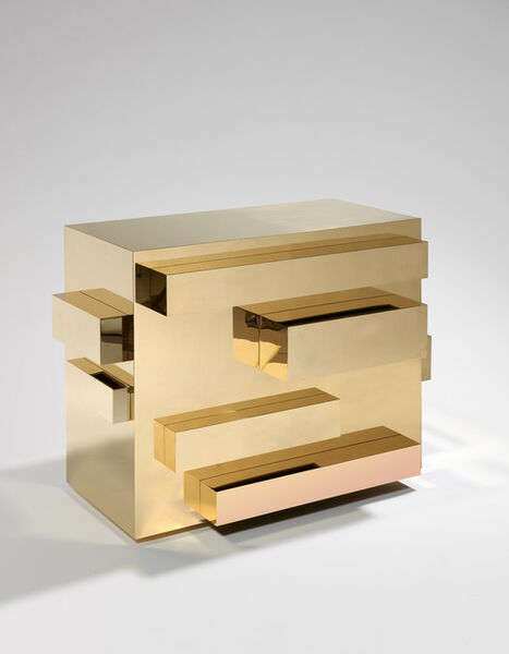 Mattia Bonetti, 'Chest of Drawers 'Monolith'', 2012