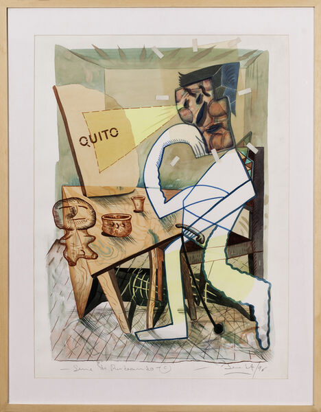 Luis F. Benedit, 'Untitled', 1996