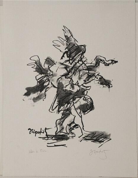 Jacques Lipchitz, 'Untitled', 1968