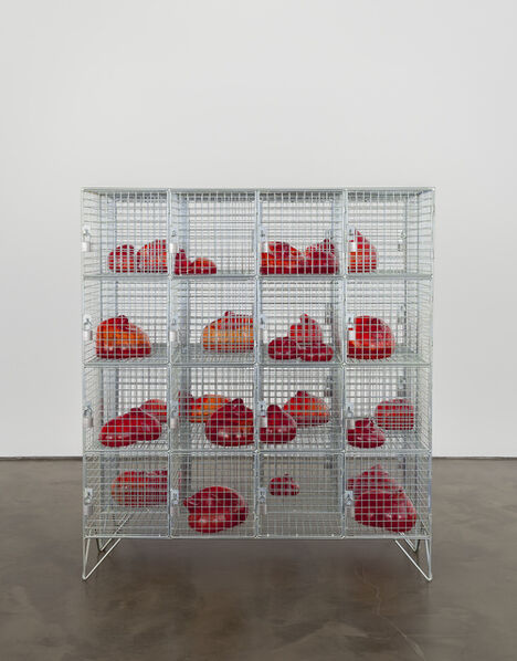 Mona Hatoum, 'Cells', 2014