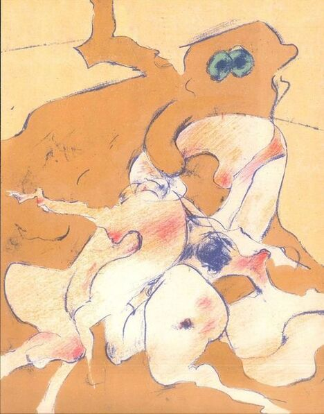 Dorothea Tanning, 'Untitled', 1974