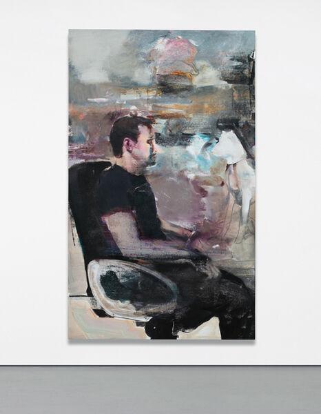 Adrian Ghenie, 'Self-Portrait as a Monkey', 2010
