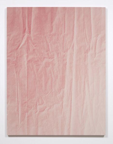 Tauba Auerbach, 'Untitled (Fold)', 2010
