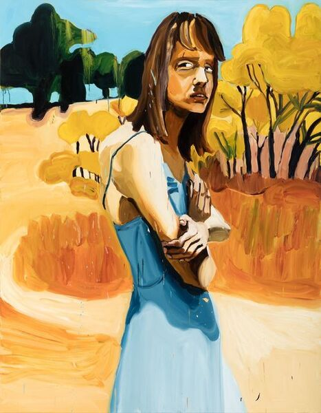 Jenni Hiltunen, 'Woman with Arms Crossed', 2017